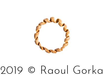 Raoul verwandelt Holz